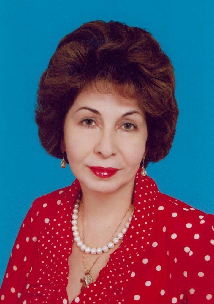 Родионова Людмила Николаевна